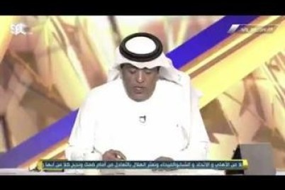 بالفيديو .. وليد الفراج للمطالبين بإيقاف الدوري : هل لازلتم عند رأيكم ؟