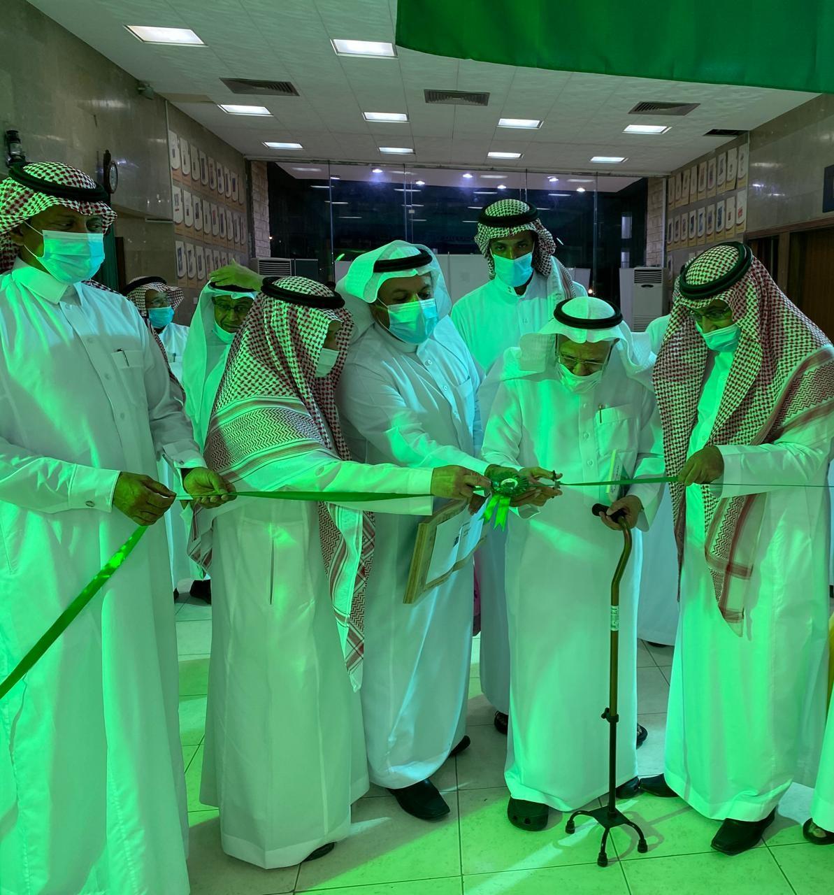 افتتاح معرض الكتاب الخيري في نسخته الرابعة عشر بالرياض