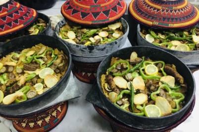 نجران في رمضان .. الرقش سيد المائدة وكورونا منعت التجمعات العائلية