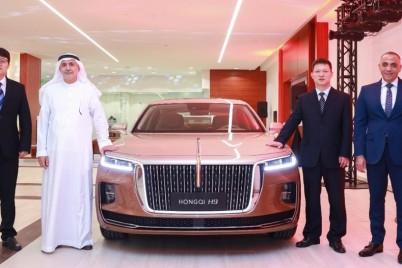 التوكيلات العالمية تدشن صالة عرض جديدة لهونشي في الرياض