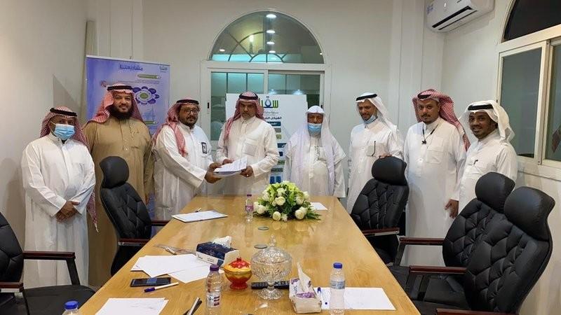 """جمعية سقيا الماء بمنطقة مكة المكرمة تدشن فريقها التطوعي """"حياتنا رسالة"""""""