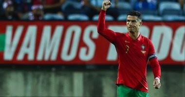 رونالدو يحرز هدفى تقدم البرتغال ضد لوكسمبرج فى 5 دقائق