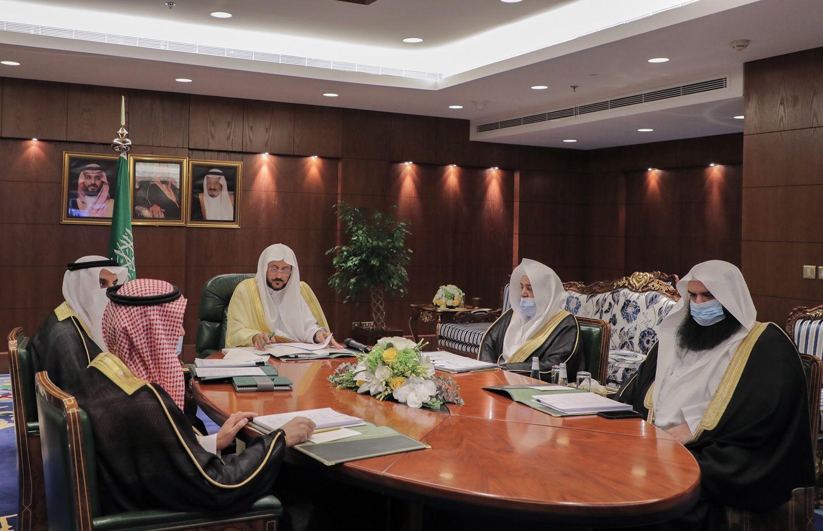 """""""آل الشيخ"""" يرأس وفد المملكة في الاجتماع السابع لوزراء الأوقاف والشؤون الإسلامية"""