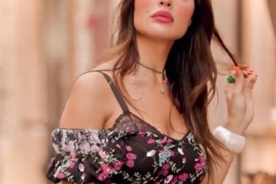 """نادين نجيم : سعيدة بنجاح مسلسل """"صالون زهرة"""" … وتعلن الابتعاد عن الساحة الفنية"""