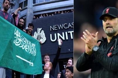 """يورغن كلوب: نيوكاسل يونايتد سيصبح """"قوة عظمى"""" في كرة القدم"""