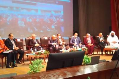 التحول للبيئة الذكية في مؤتمر الاتحاد العربي للتنمية المستدامة