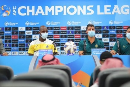 """مدرب """"النصر"""": بدعم الجماهير سنكون أقوى ونملك فريقًا كاملًا بلاعبين مميزين"""