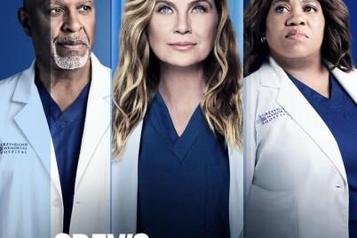 """موسم جديد من الدراما الطبية """"Grey's Anatomy"""" حصريًا على OSN"""