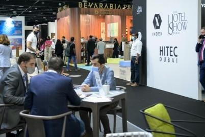 افتتاح معرض الفنادق بالمملكة العربية السعودية 2021 في الرياض